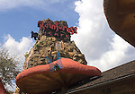 Rain Forest Cafe, Disney, Orlando, Florida