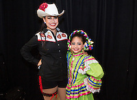 Larissa Ballardo attends The Shops at Montebello Hispanic Heritage Month Event on October 11, 2015. (Photo: Taylor Lewis/ Guest of A Guest)