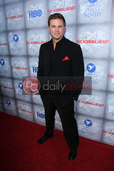 Aaron McPherson<br /> at the HBO Premiere of &quot;The Normal Heart,&quot; WGA Theater, Beverly Hills, CA 05-19-14<br /> David Edwards/DailyCeleb.com 818-249-4998