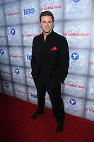 """Aaron McPherson<br /> at the HBO Premiere of """"The Normal Heart,"""" WGA Theater, Beverly Hills, CA 05-19-14<br /> David Edwards/DailyCeleb.com 818-249-4998"""