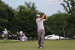 Hiroyuki Fujita (JPN), JUNE 12, 2013 - Golf : 2013 U.S. Open golf championship practice round at the Merion Golf Club in Ardmore, Pennsylvania, United States. (Photo by Koji Aoki/AFLO SPORT)