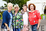 Susan Fleming, Nora Dunlea, Joan Riordan and Eileeen Herlihy at the Toureencahill Community funday on Sunday