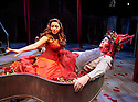 A Midsummer Night's Dream by William Shakespeare. A Royal Shakespeare Company Production directed by Erica Whyman. With Ayesha Dharker as Titania, Chris Clarke as Bottom. Opens at The Royal Shakespeare Theatre, Stratford Upon Avon on 24/2/16. CREDIT Geraint Lewis