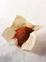 Ground chilli spice powder