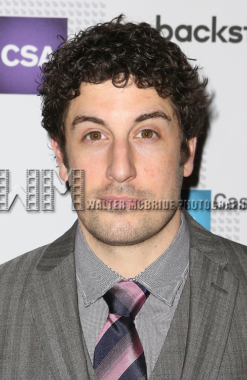 Jason Biggs attends the 30th Annual Artios Awards at 42 WEST on January 22, 2015 in New York City.
