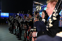 Scotland Home of Golf Gala Dinner in Glasgow ahead of The 40th Ryder Cup,  PGA Centenary Course at The Gleneagles Hotel, Perthshire, Scotland.<br /> Picture Fran Caffrey, www.golffile.ie