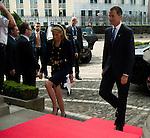 Commémoration 1914-2014 Liège Palais des Princes-Evêques 04 août 2014