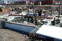 Work Progress September 2012 | New Haven Rail Yard New Independent Wheel True Facility