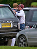 "PETER PHILLIPS KISSES PRINCE HARRY.KATE HAS FAMILY DAY WITH PRINCES WILLIAM AND HARRY AT POLO.Catherine, Duchess of Cambridge joined Princes William and Harry extended family at the Polo..They included Zara Phillips and husband Mike Tindall, Peter Phillips, Autumn and children Savannah and Isla..Kate and William also brought along their new puppy Lupo to the event..The Princes were playing in a charity polo match at Beaufort, Gloucestershire_17/06/2012.Mandatory Credit Photo: ©NEWSPIX INTERNATIONAL..**ALL FEES PAYABLE TO: ""NEWSPIX INTERNATIONAL""**..IMMEDIATE CONFIRMATION OF USAGE REQUIRED:.Newspix International, 31 Chinnery Hill, Bishop's Stortford, ENGLAND CM23 3PS.Tel:+441279 324672  ; Fax: +441279656877.Mobile:  07775681153.e-mail: info@newspixinternational.co.uk"