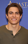 Derek Klena attend the ''Anastasia' Cast Photo Call at the New 42nd Street Studios on February 22, 2017 in New York City.