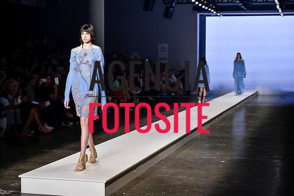 Fabiana Milazzo<br /> <br /> SPFW N44<br /> <br /> Ver&atilde;o / 2018<br /> <br /> foto:  Rafael Chacon / FOTOSITE