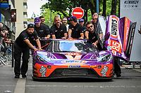 #85 KEATING MOTORSPORTS (USA) FORD GT LM GTE AM BEN KEATING (USA) JEROEN BLEEKEMOLEN (NLD) FELIPE FRAGA (BRA)