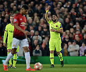 2019 Champions League Football Manchester United v Barcelona Apr 10th