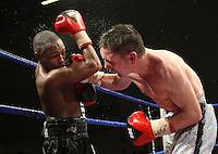 Boxing - Ian Napa v Colin Moffatt 02-May-2008