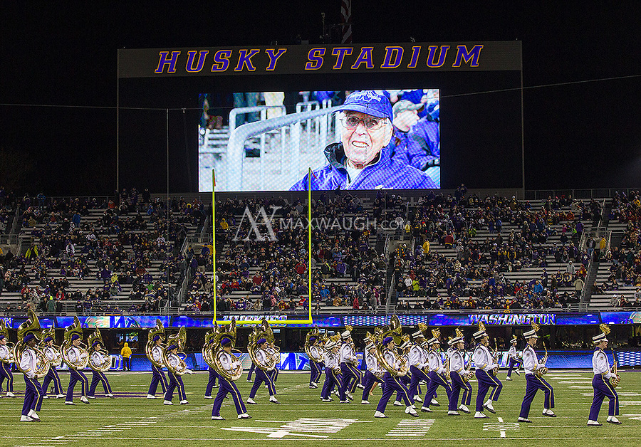 The Husky Band family lost Bert Pound this morning.  Pound, who was part of the 1937 Husky Rose Bowl band, lived to 100 and exemplified living one's life to its fullest.  He will be missed.