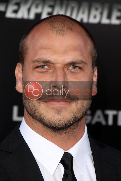 Patrick Hughes<br /> at &quot;The Expendables 3&quot; Los Angeles Premiere, TCL Chinese Theater, Hollywood, CA 08-11-14<br /> David Edwards/Dailyceleb.com 818-249-4998