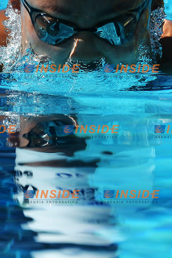 Kanako Watanabe Japan 200m breaststroke women.Roma 16/6/2012 Foro Italico.Nuoto Swimming 49mo trofeo settecolli.Foto Andrea Staccioli Insidefoto