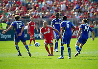 Toronto FC vs Kansas City Wizards June 05 2010