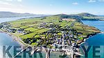 Valentia Island Aerial photo