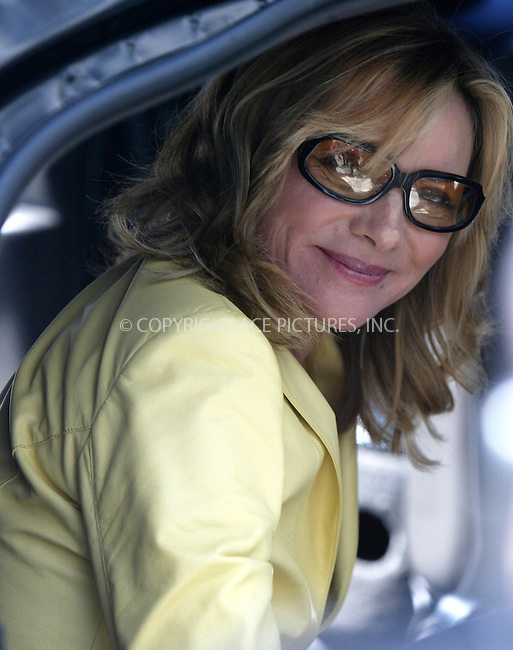 WWW.ACEPIXS.COM ** ** ** ....NEW YORK, MAY 10, 2005....Kim Cattrall seen coming and going from her downtown hotel.....Please byline: IAN WINGFIELD - ACE PICTURES.. *** ***  ..Ace Pictures, Inc:  ..Craig Ashby (212) 243-8787..e-mail: picturedesk@acepixs.com..web: http://www.acepixs.com