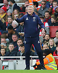 West Ham's manager David Moyes during the Premier League match at the Emirates Stadium, London. Picture date: 7th March 2020. Picture credit should read: Paul Terry/Sportimage