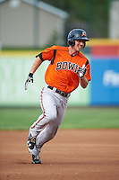 Bowie Baysox third baseman Drew Dosch (11) during a game against the Erie SeaWolves on May 12, 2016 at Jerry Uht Park in Erie, Pennsylvania.  Bowie defeated Erie 6-5.  (Mike Janes/Four Seam Images)