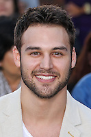 "WESTWOOD, LOS ANGELES, CA, USA - MARCH 18: Ryan Guzman at the World Premiere Of Summit Entertainment's ""Divergent"" held at the Regency Bruin Theatre on March 18, 2014 in Westwood, Los Angeles, California, United States. (Photo by Xavier Collin/Celebrity Monitor)"
