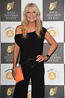 Gaby Roslin<br /> arriving for the RTS Awards 2019 at the Grosvenor House Hotel, London<br /> <br /> ©Ash Knotek  D3489  19/03/2019