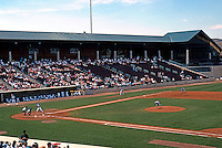 Ballparks: Lake Elsinore Storm Ballpark, 1994 (the year it opened). Lake Elsinore Diamond seats 7866.