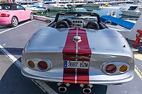 Shelby Series 1, sportscar, marina, Puerto Banus, Andalucia, Spain, 201903120503<br /> <br /> Copyright Image from Victor Patterson, 54 Dorchester Park, Belfast, UK, BT9 6RJ<br /> <br /> t: +44 28 9066 1296 (from Rep of Ireland 048 9066 1296)<br /> m: +44 7802 353836<br /> <br /> victorpattersonbelfast@gmail.com<br /> www.victorpatterson.com<br /> <br /> Please see my Terms and Conditions of Use at https://www.victorpatterson.com/page2<br /> It is IMPORTANT that you familiarise yourself with them.<br /> <br /> Images used on the Internet incur an additional cost and must be visibly watermarked i.e. © Victor Patterson within the body of the image and copyright metadata must not be deleted. Images used on the Internet have a size restriction of 4kbs and are chargeable at rates available at victorpatterson.com.<br /> <br /> This image is only available for the use of the download recipient i.e. television station, newspaper, magazine, book publisher, etc, and must not be passed on to any third party. It is also downloaded on condition that each and every usage is notified within 7 days to victorpatterson@me.com<br /> <br /> The right of Victor Patterson to be identified as the author is asserted in accordance with The Copyright Designs And Patents Act (1988). All moral rights are asserted.<br /> This image is available only for the use of the download recipient i.e. television station, newspaper, magazine, book publisher, etc, and must not be passed on to any third party. It is also downloaded on condition that each and every usage is notified within 7 days to victorpatterson@me.com<br /> <br /> The right of Victor Patterson (or the named photographer) to be identified as the author is asserted in accordance with The Copyright Designs And Patents Act (1988). All moral rights are asserted.