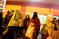 Multan bus station. 12 acid survivors are gathered by Jatoi, the field officer of ASF-P, to board a bus for a long journey to Islamabad. There, a burns specialist team are waiting their arrival for an assessment-2009