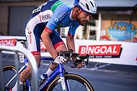 Adrien Petit (FRA/Total - Direct Energie) <br /> 104th Kampioenschap van Vlaanderen 2019<br /> One Day Race: Koolskamp > Koolskamp 186km (UCI 1.1)<br /> ©kramon