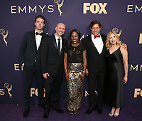 LOS ANGELES - SEPTEMBER 22: Kaplan Agency attends the 71st Primetime Emmy Awards at the Microsoft Theatre on September 22, 2019 in Los Angeles, California. (Photo by Brian To/Fox/PictureGroup)