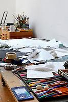Workbench in atelier