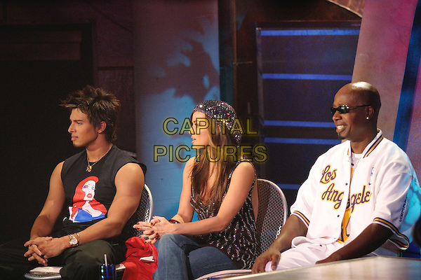 JAMIE KING, CARMEN ELECTRA & MC HAMMER.in Dance Fever.Filmstill - Editorial Use Only.Ref: FB.www.capitalpictures.com.sales@capitalpictures.com.Supplied by Capital Pictures.