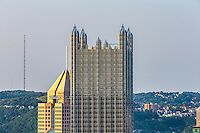 Pittsburgh - the City, its Bridges, Neighborhoods and Architecture