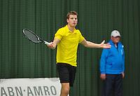 Januari 24, 2015, Rotterdam, ABNAMRO, Supermatch, Bart van de Berg<br /> Photo: Tennisimages/Henk Koster