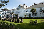 The White House hotel, Island of Herm, Channel Islands, Great Britain