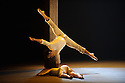 London, UK. 03.11.2015. Rambert presents the London Premiere of Kim Brandstrup's TRANSFIGURED NIGHT at Sadler's Wells. Picture shows: Dane Hurst, Hannah Rudd. Photograph © Jane Hobson.