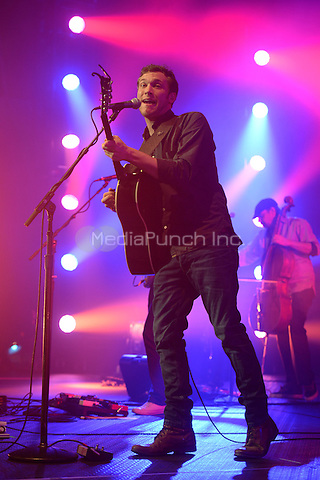 HOLLYWOOD FL - November 15 : Phillip Phillips performs at Hard Rock Live held at the Seminole Hard Rock Hotel & Casino on November 15, 2014 in Hollywood, Florida. Credit: mpi04/MediaPunch