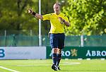 ***BETALBILD***  <br /> V&auml;llingby 2015-05-24 Fotboll Superettan IF Brommapojkarna - Varbergs BoIS :  <br /> domare Robert Daradic under matchen mellan IF Brommapojkarna och Varbergs BoIS <br /> (Foto: Kenta J&ouml;nsson) Nyckelord:  BP Brommapojkarna IFB Grimsta Varberg BoIS portr&auml;tt portrait domare referee ref