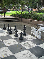 Giant chess pieces, Sydney