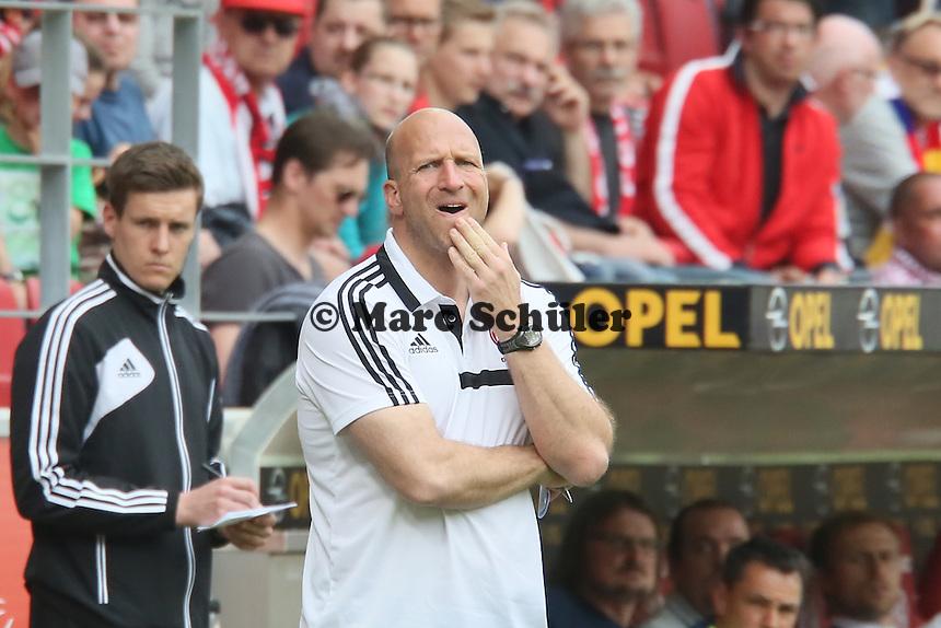Trainer Roger Prinzen (Nürnberg) - 1. FSV Mainz 05 vs. 1. FC Nürnberg, Coface Arena,
