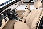 Front seat view of a 2013 Bmw SERIES 3 Luxury 5 Door Hatchback 2WD