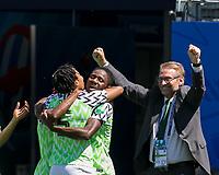 Nigeria vs Korea Republic, June 12, 2019