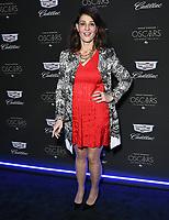 06 February 2020 - Los Angeles - Nia Vardalos. Cadillac Celebrates The 92nd Annual Academy Awards held at Chateau Marmont. Photo Credit: Birdie Thompson/AdMedia