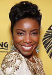 Heather Headley attends the 20th Anniversary Performance of 'The Lion King' on Broadway at The Minskoff Theatre on November 5, 2017 in New York City.