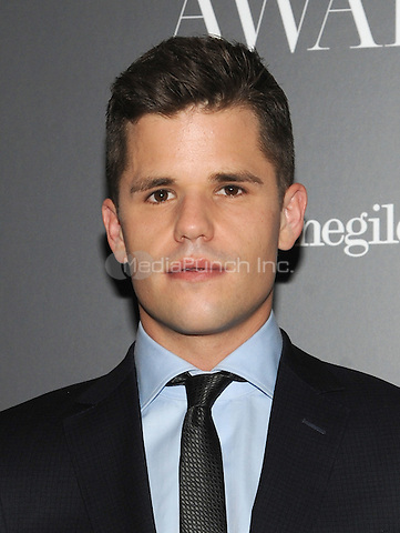 New York, NY-  November 5:  Charlie Carver attends the WSJ ' Innovator Of The Year' Awards at the Museum Of Modern Art on November 5, 2014 in New York City. Credit: John Palmer/MediaPunch