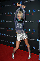 "LOS ANGELES, CA. August 29, 2018: Kate Crash at the premiere of ""KIN"" at the Arclight Theatre, Hollywood."