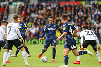 Leeds United's Pablo Hernandez in action<br /> <br /> Photographer Alex Dodd/CameraSport<br /> <br /> The EFL Sky Bet Championship Play-off  First Leg - Derby County v Leeds United - Thursday 9th May 2019 - Pride Park - Derby<br /> <br /> World Copyright © 2019 CameraSport. All rights reserved. 43 Linden Ave. Countesthorpe. Leicester. England. LE8 5PG - Tel: +44 (0) 116 277 4147 - admin@camerasport.com - www.camerasport.com